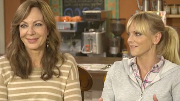 Anna Faris And Allison Janney Talk Relationships And Chris Pratt