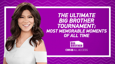 The Ultimate Big Brother Bracket Tournament: Most Memorable Moments Of All Time