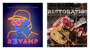 Superstar Artists Reimagine Elton John's Greatest Hits On Revamp And Restoration, Coming Apr. 6