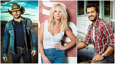 Jason Aldean, Miranda Lambert, Luke Bryan And More To Perform At 53rd ACM Awards