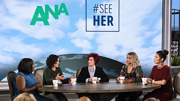 ​The Talk's #SeeHer Story Of The Day