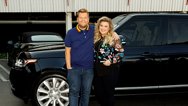 James Corden Schedules A Date Night For Kelly Clarkson In Carpool Karaoke