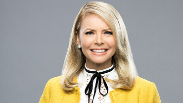 Five Questions With Murphy Brown Star Faith Ford