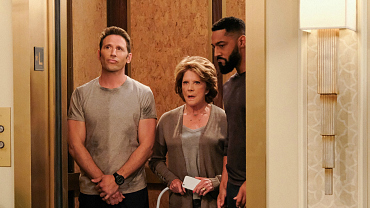 Judy Is A Not-So-Friendly Neighbor On 9JKL