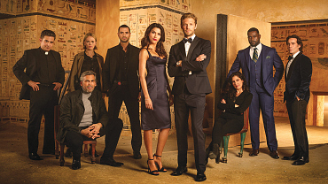 The Making Of Action-Adventure TV Series Blood & Treasure