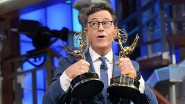 Stephen Colbert To Host The 69th Primetime Emmy Awards On Sept. 17