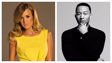 Carrie Underwood And John Legend To Host GRAMMYs Greatest Stories: A 60th Anniversary Special