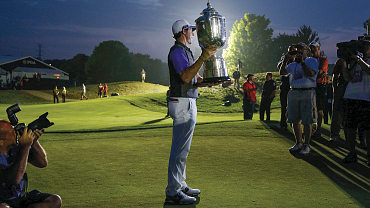 6 Memorable Moments From Inside The PGA Championship