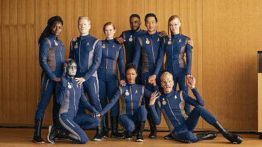 Computer, Congratulate Star Trek: Discovery On Its Five Saturn Award Nominations
