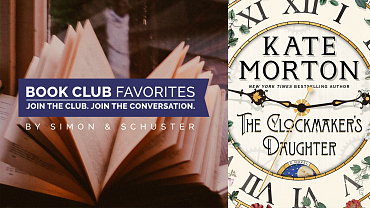 Book Club Favorite: The Clockmaker's Daughter
