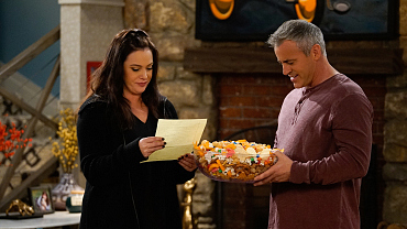 Hmmm, What Would Give Matt LeBlanc The Munchies?
