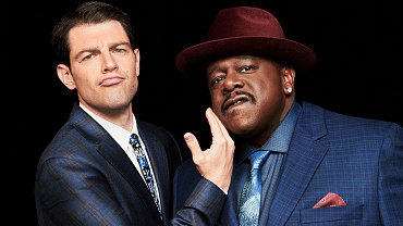 Getting To Know Cedric The Entertainer And Max Greenfield