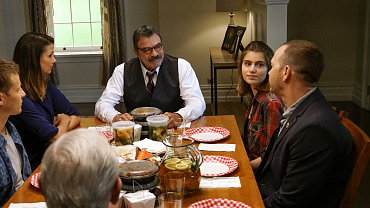 Danny Rises From His Home\'s Ashes In The Blue Bloods Season 8 Premiere