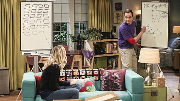 Penny Becomes Sheldon's Scientific Muse On The Big Bang Theory
