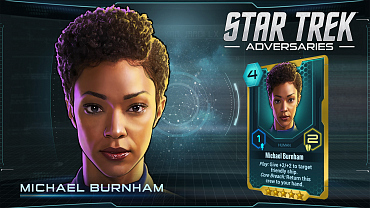 Command The U.S.S. Discovery When You Play Star Trek Adversaries
