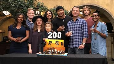 Ncis Los Angeles Cast Celebrates  Episodes