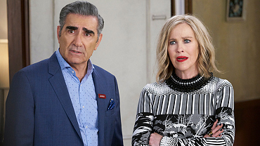 Binge-Watching Schitt's Creek