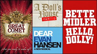 Get To Know Some Of This Year's Tony Nominees