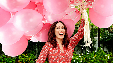 Getting To Know Patricia Heaton Of Carol's Second Act