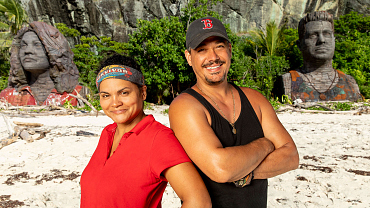 Revisit The Classic Survivor Episodes Boston Rob And Sandra Referenced On Island Of The Idols