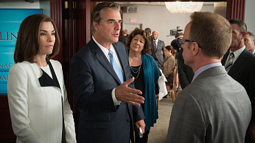 First Look: Pulling No Punches On The Good Wife