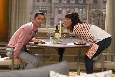 First Look: Felix Spends His First Weekend With Emily On The Odd Couple, Ep. 2