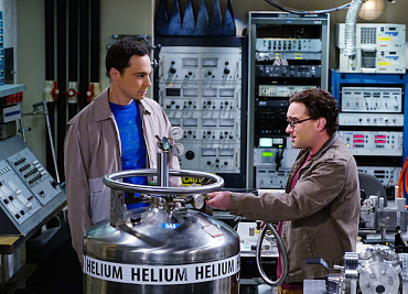 First Look: Black Market Meets Meat Market On The Big Bang Theory
