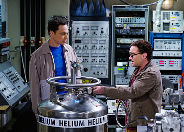 Quiz: Episode Title From The Big Bang Theory Or Actual Scientific Theory?
