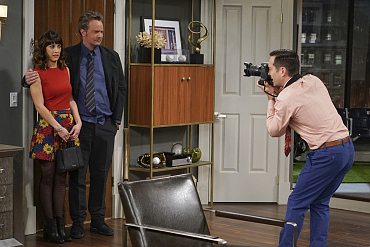 First Look: Felix Forces Oscar And Emily To Bond On The Odd Couple