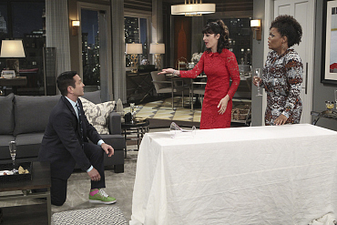 First Look: Felix Attempts To Reverse Emily's Birthday Curse On The Odd Couple