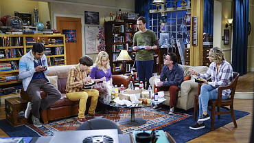 First Look: Time To Celebrate Friendsgiving On The Big Bang Theory