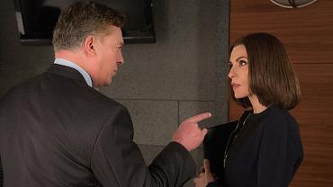 First Look: Alicia Tells It To The Judge