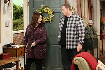 First Look: Mike And Molly Anxiously Await A Call From The Adoption Agency