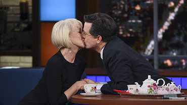 Photos of Helen Mirren And More From Last Night\'s Show