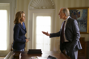 First Look: Is Elizabeth\'s Job In Jeopardy On Madam Secretary?