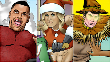 Big Brother Personalities Pop Off The Page In These Epic BB Comics Covers