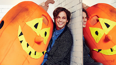 Matthew Gray Gubler Of Criminal Minds Dials Up The Wacky Charm