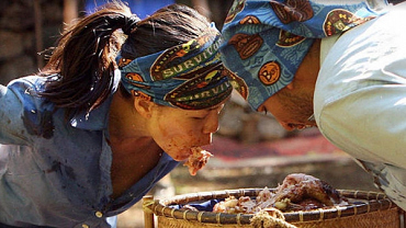 Every Gross Food Moment From Survivor