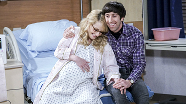 Bernadette And Howard Welcome Baby Wolowitz On The Big Bang Theory