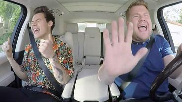 Best Moments In Carpool Karaoke With Harry Styles