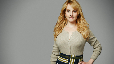 Melissa Rauch Of The Big Bang Theory Is Mesmerizing