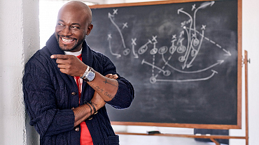 First Look: Fitness Fashion Photos Of All American Star Taye Diggs