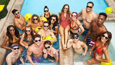 The Big Brother 20 Houseguests Show Off Their Summer Swimwear