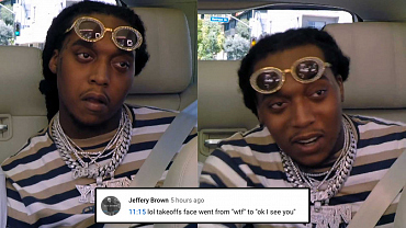 The Best Fan Comments From Carpool Karaoke With Migos