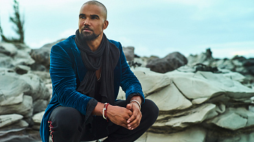 S.W.A.T.\'s Shemar Moore Has Us Seeing Sunnier Skies