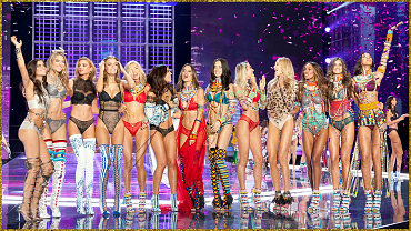 Here\'s Your First Look At The 2017 Victoria\'s Secret Fashion Show