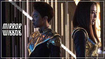 Side-By-Side Looks At Prime And Mirror Universe Characters On Star Trek: Discovery