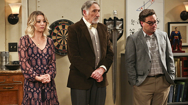 First Look: Penny And Leonard Get Their \