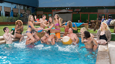 See The Big Brother: Over The Top Houseguests Rock Some Swimwear