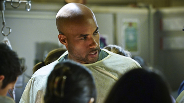 Exclusive First Look: Boris Kodjoe Joins Code Black